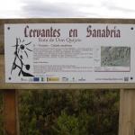 Señal. Vizcaíno, Cañada Sanabresa