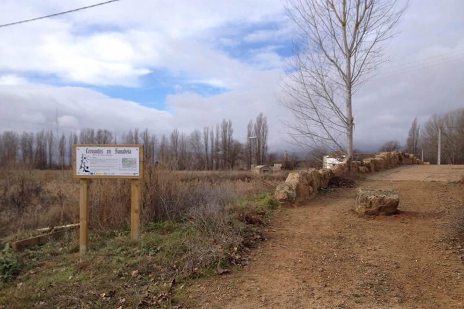 Señal. Puente Cea Defensa