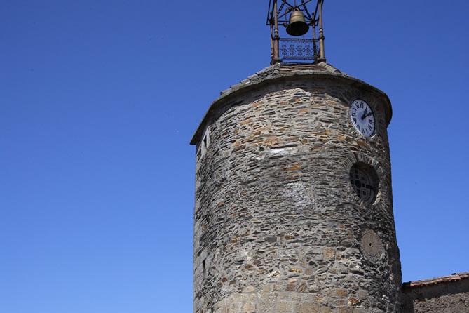 Alcañices. Torre del Reloj. Rutas del Quijote