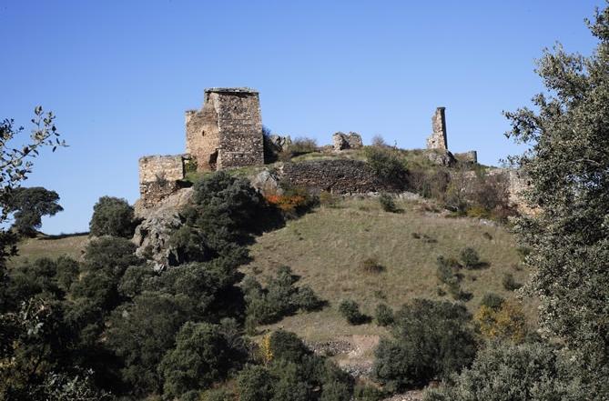 Castillo de Alba