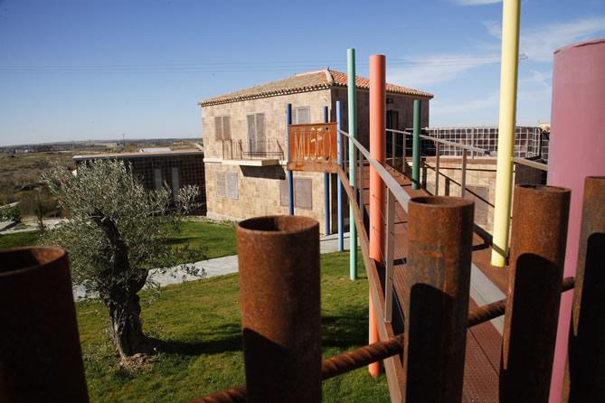 Muelas del Pan. Museo alfarero y arqueológico. Rutas del Quijote