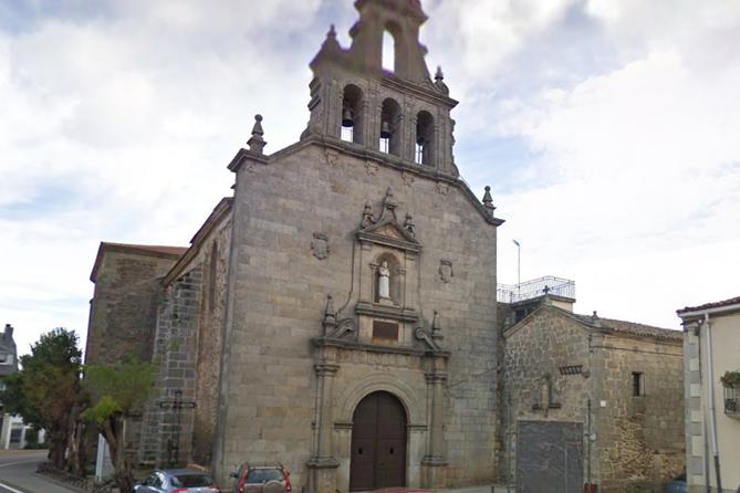 Santuario Nuestra Señora de la Salud. Alcañices. Rutas el Quijote