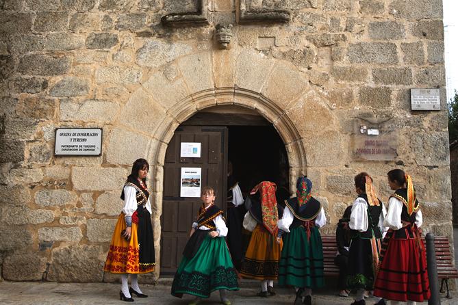 Oficina de Turismo de Alcañices. Rutas del Quijote