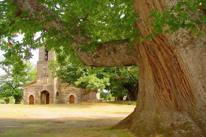 Santuario de la Alcobilla. Rutas del Quijote