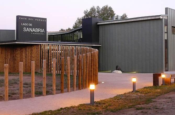 Casa del Parque del Lago de Sanabria y alrededores