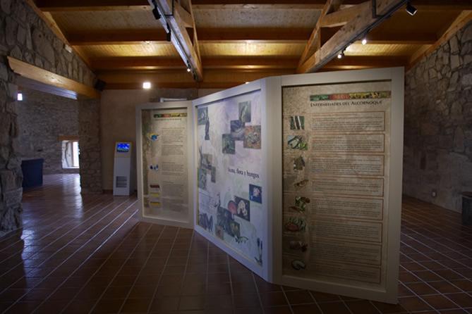 Centro interpretativo El Calcornocal. Rutas del Quijote