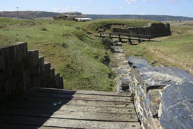Fuerte de San Carlos. Rutas del Quijote