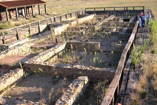 Campamento romano. Rosinos de Vidriales